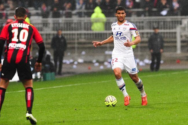 Lorient annonce l'arrivée de Rose en provenance de l'OL