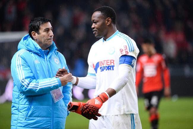 Mandanda trop bon pour l'OM et la Ligue 1 ?