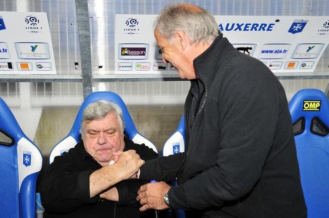 René Girard a officiellement refusé de revenir à Montpellier