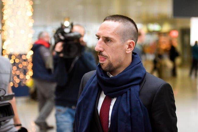 Ribéry perd son procès, et devra payer Riolo
