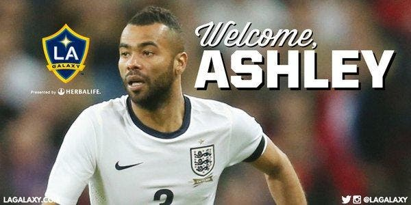Ashley Cole signe avec les LA Galaxy