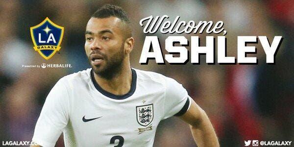 Ashley Cole signe avec les LA Galaxy