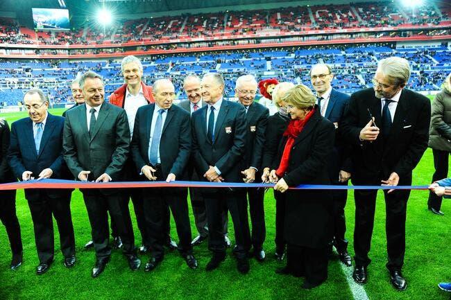 Faute de spectateurs, l'OL ferme une partie de son stade contre Bordeaux !