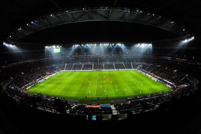 Le stade de Lyon aussi en version 33.000 places contre Caen ?