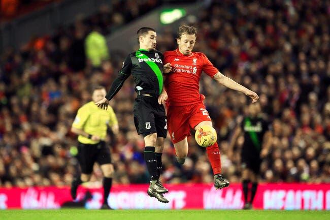 Liverpool ira à Wembley