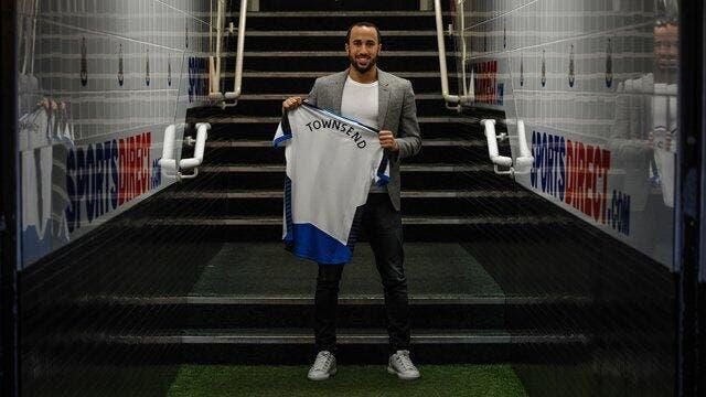 Officiel : Townsend signe à Newcastle...l'OM attendait ça