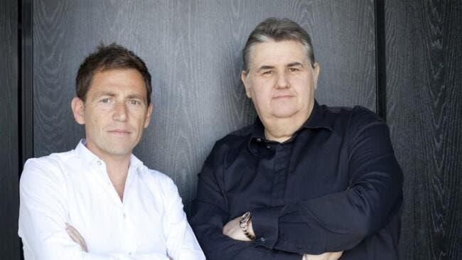 Pierre Ménès et Daniel Riolo, ils sont vraiment fâchés