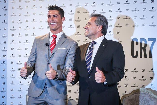 Pour 140 ME, Cristiano Ronaldo met un pied à Monaco