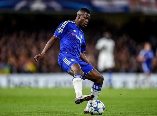 Ramires quitte Chelsea pour la Chine