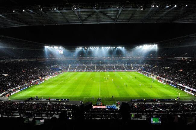 Un film érotique diffusé après OL-OM au Parc Olympique Lyonnais