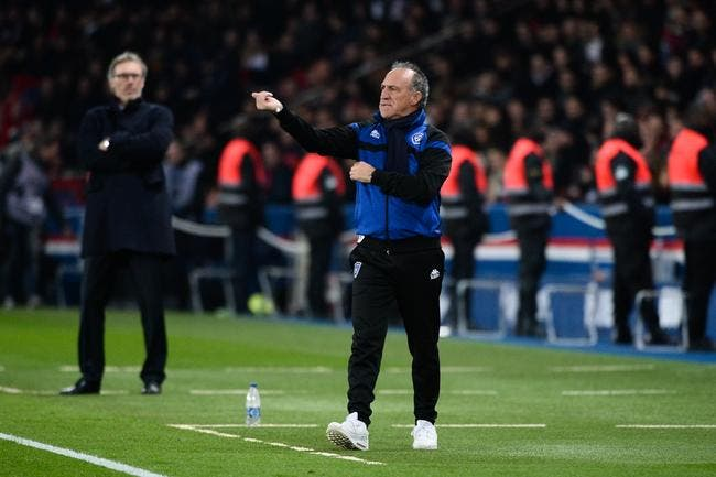 Bastia indique la sortie à son entraineur !
