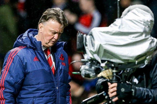 Van Gaal sait qu'il joue sa peau vendredi à Manchester United