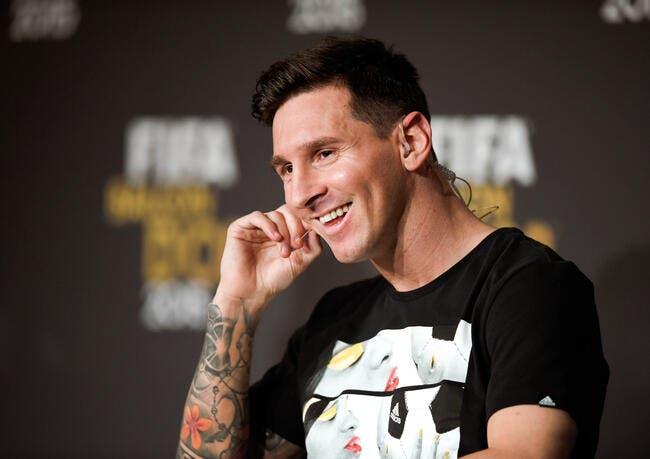 Non, non et non… L'argent du Real n'intéresse pas Messi
