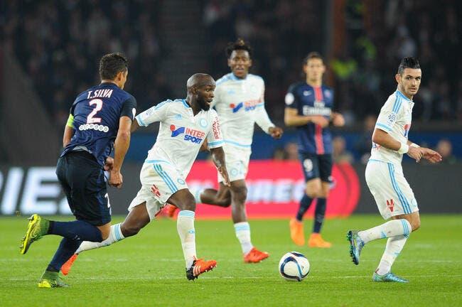 Objectif PSG pour Lassana Diarra