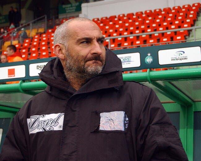Officiel : Ciccolini nouvel entraineur de Bastia