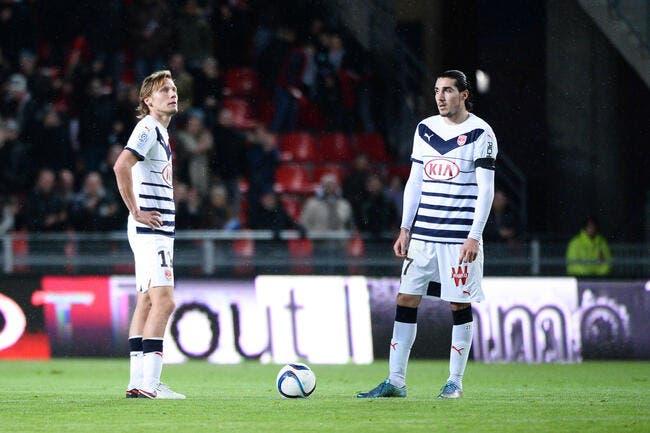 Bordeaux attaqué sur Chantôme et Crivelli