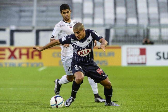 Bordeaux confirme pour Khazri et annonce un remplaçant