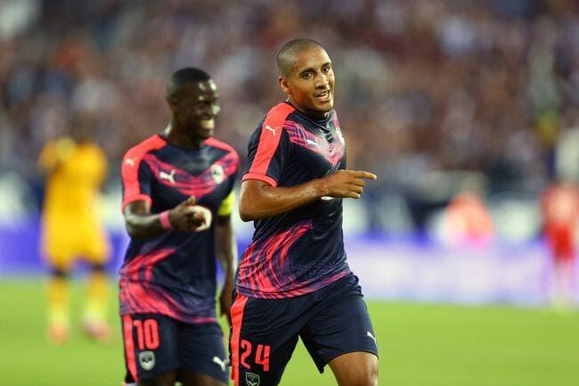 Bordeaux laisse filer Khazri à Sunderland