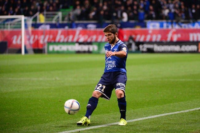 Déchainé, Lorient pose une offre pour Cabot