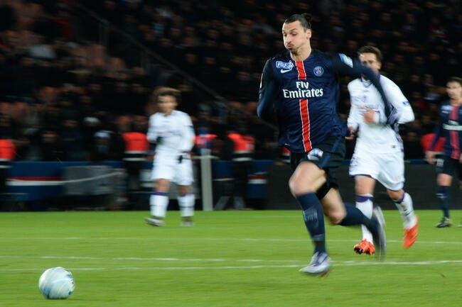 Le PSG ne touchera pas le Graal avec Ibrahimovic prévient BRP
