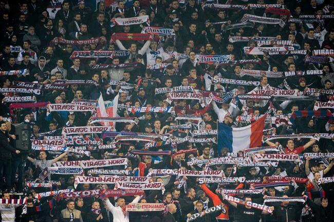 Les supporters de l'OL interdits à Bastia