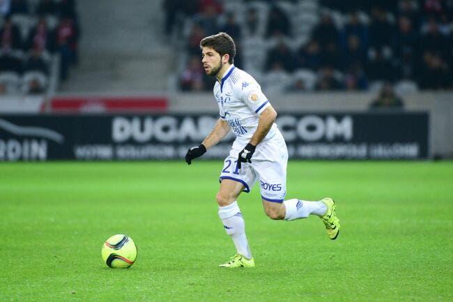 Officiel : Cabot s'engage à Lorient