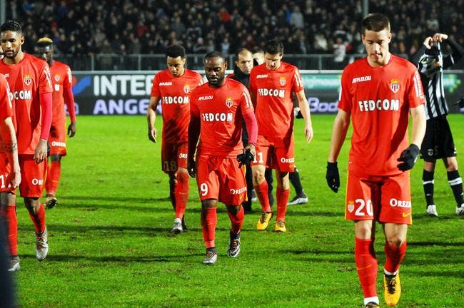 Jardim est très inquiet pour Monaco