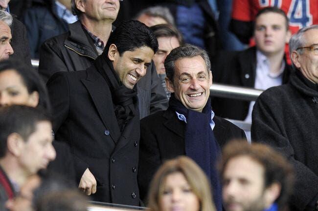 Les Qataris voudraient éjecter Sarkozy du PSG