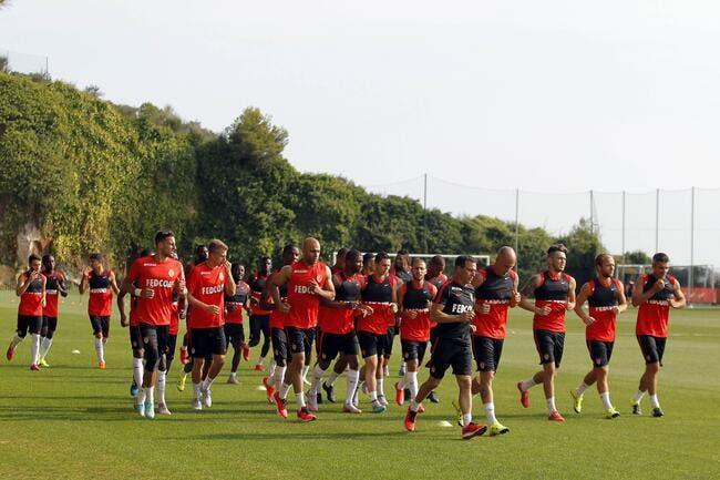 Monaco jouera en maillot d'entraînement contre Angers et explique pourquoi