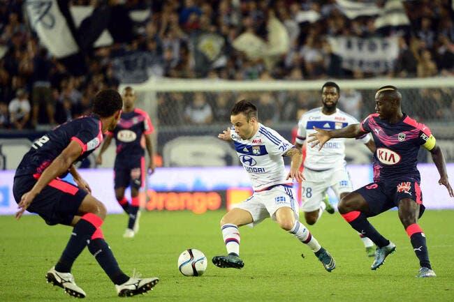 OL-Bordeaux, plus faible affluence de la saison à Lyon ?