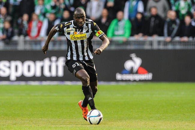 À Angers, Cheikh Ndoye a tranché