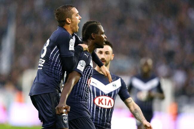 Bordeaux ne regarde plus derrière en L1
