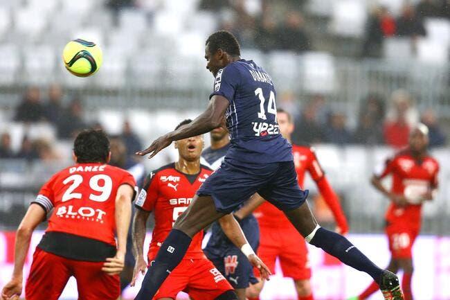 Bordeaux renvoie le Rennes de Courbis à ses études