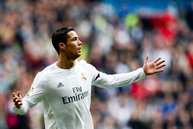Cristiano Ronaldo reçoit un conseil signé Zidane