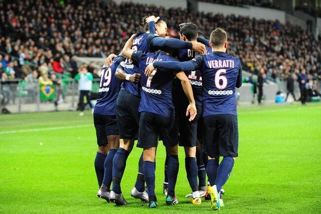 Deux buts pour Ibra, un record pour le PSG