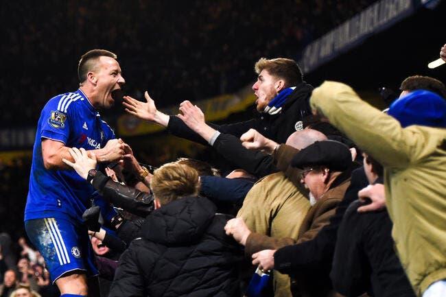 John Terry va quitter Chelsea en juin !