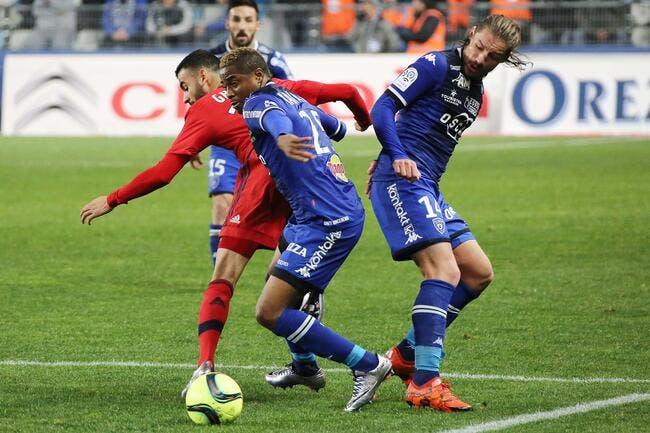 Le LOSC lâche 2 ME pour Kamano, Bastia dit non