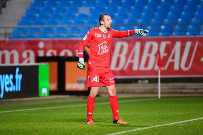 Officiel : Bernardoni quitte Troyes et rejoint Bordeaux