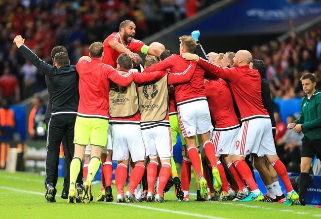 Euro 2016: Ils sont fous ces Gallois!