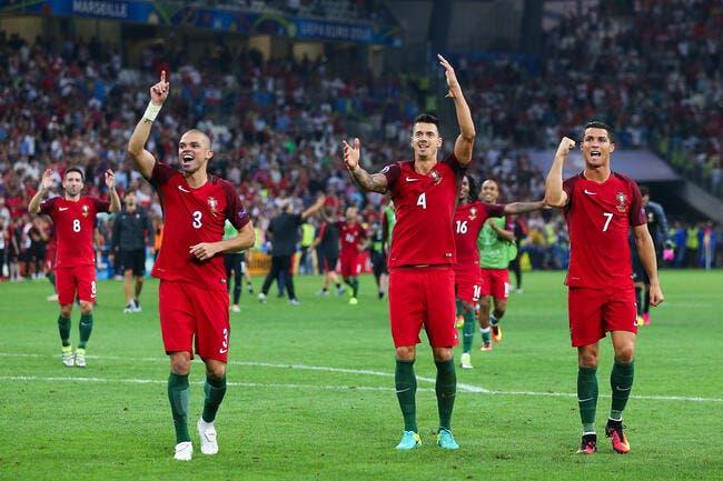 Euro 2016: Riolo voit deux stars au Portugal, et il n'y a pas Cristiano Ronaldo