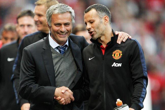 Man United: Mourinho pousse une légende vers la sortie