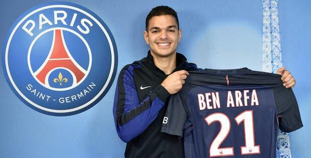Officiel: Ben Arfa signe deux ans au PSG!