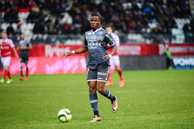 Officiel: Floyd Ayité quitte Bastia pour l'Angleterre