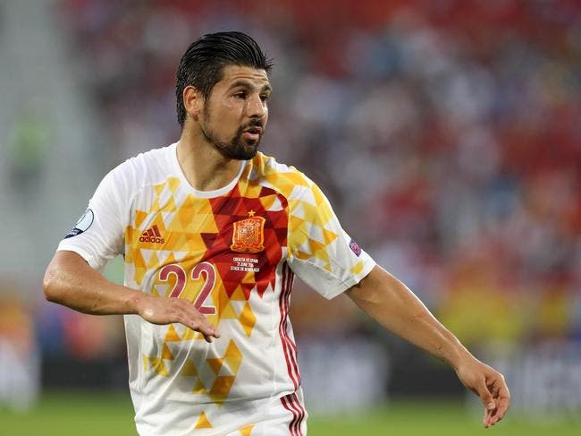 Officiel : Manchester City recrute Nolito pour 18 ME