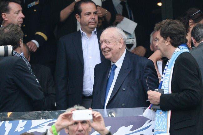 OM: Jean-Claude Gaudin met un mistral à Pablo Dana