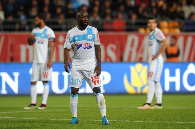 OM: Lassana Diarra de retour à Marseille