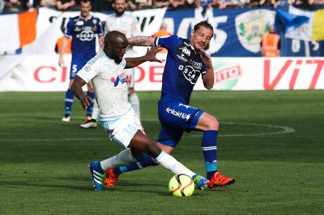 OM: MU veut Lassana Diarra, mais Marseille exige du cash