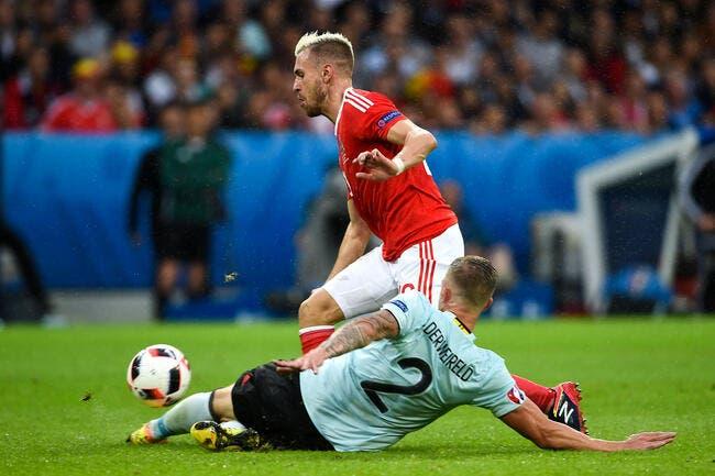 Pays de Galles - Belgique 3-1