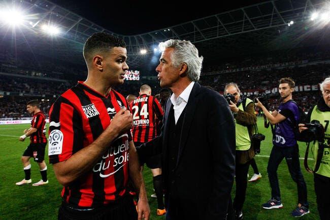 PSG: Ben Arfa a une pensée pour Nice