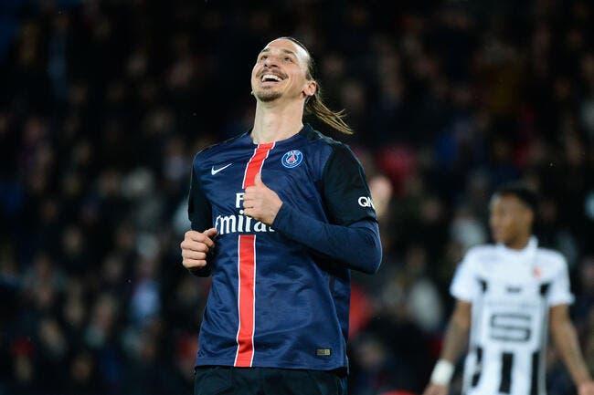 PSG : Zlatan lynche la L1 et la mentalité française